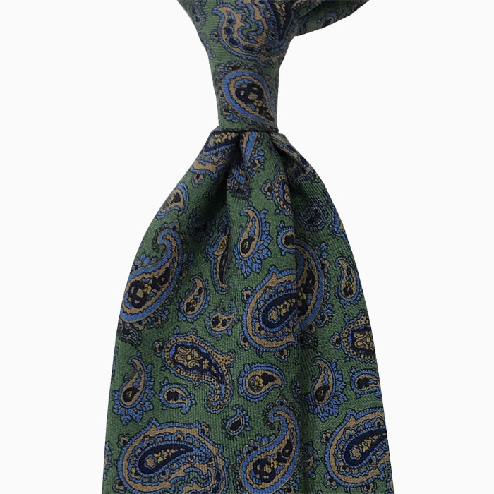 paisley_green [fabric by robert kyete in ENGLAND]